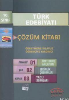 Türk Edebiyatı Çözüm Kitabı 10. Sınıf