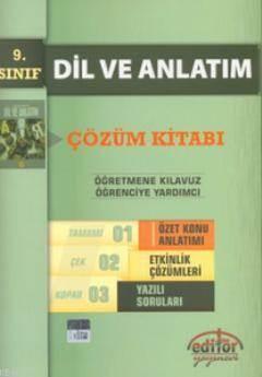 Dil Ve Anlatım Çözüm Kitabı 9. Sınıf