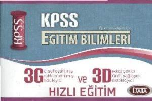 KPSS Eğitim Bilimleri 3D Hızlı Eğitim