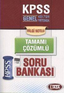 KPSS Genel Kültür Yetenek Soru Bankası
