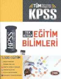 Data KPSS Eğitim Bilimleri Tek Kitap Konu Anlatım 2013