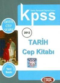 DATA KPSS Tarih Cep Kitabı 2013