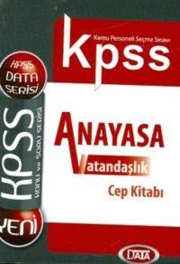 DATA KPSS Anayasa Cep Kitabı