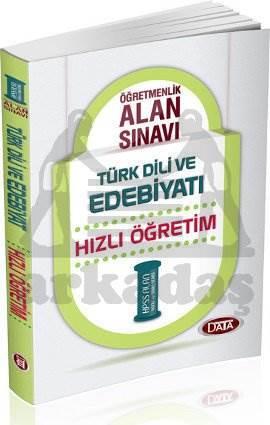 Data ÖABT Türk Dili ve Edebiyatı Hızlı Öğretim
