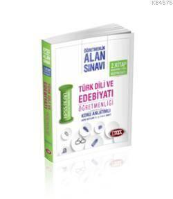 ÖAS Türk Dili Ve Edebiyatı Öğretmenliği 2. Kitap; YÖK MÜFREDATI