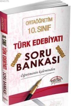 10. Sınıf Türk Edebiyatı Soru Bankası Öğretmenin Kaleminden