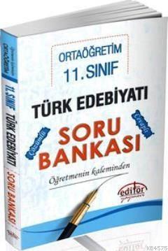 11. Sınıf Türk Edebiyatı Soru Bankası Öğretmenin Kaleminden
