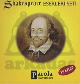 Shakespeare Eserleri Seti 15 Kitap
