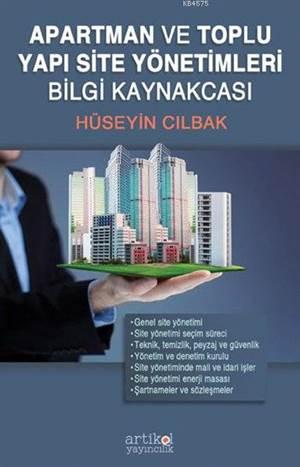 Apartman ve Toplu Yapi Site Yönetimleri Bilgi Kaynakçasi