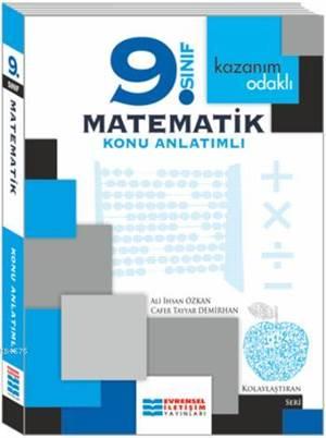 9.Sınıf Matematik Kazanım Odaklı  Konu