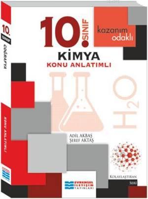 10.Sınıf Kimya Kazanım Odaklı  Konu