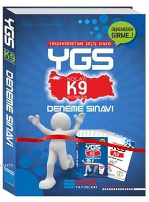 K9 YGS - 9 Fasikül Deneme Sinavi