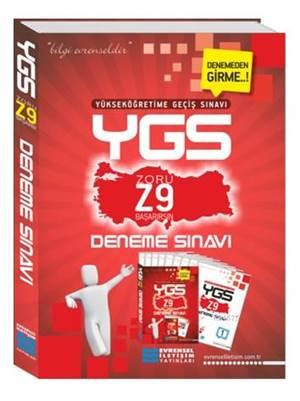 Z9 YGS 9 Fasikül Deneme Sinavi