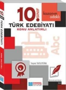 10.Sınıf Türk Edebiyat Konu