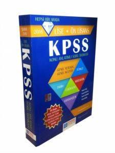 Kpss Önlisans Konu Anlatımlı Soru Bankası