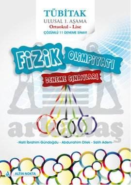 TÜBİTAK Ulusal Fizik Olimpiyatı Denemeleri ve Çözümleri