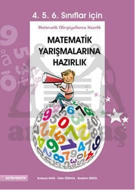 4. 5. 6. Sınıflar İçin Matematik Yarışmalarına Hazırlık