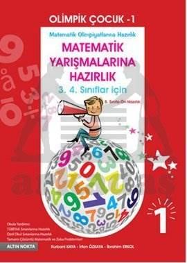 Olimpik Çocuk-1 Matematik Yarışmalarına Hazırlık