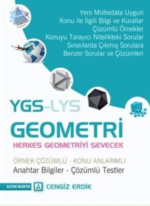 Ygs-Lys Geometri; Herkes Geometriyi Sevecek