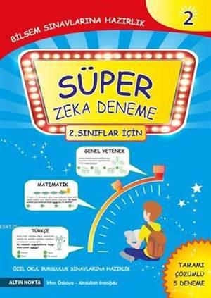 Süper Zeka Deneme -2 (2. Sınıflar İçin)