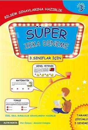 Süper Zeka Deneme -3 (3. Sınıflar İçin)