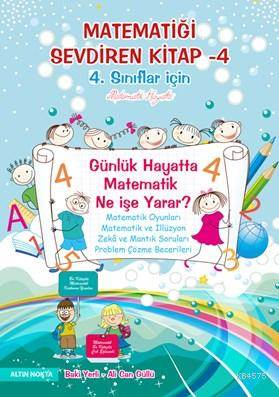 Matematiği Sevdiren Kitap - 4