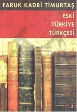 Eski Türkiye Türkçesi