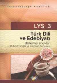 LYS 3 Türk Dili ve Edebiyatı Deneme Sınavları