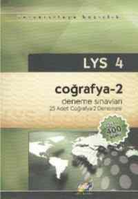 LYS 4 Coğrafya-2 Deneme Sınavları