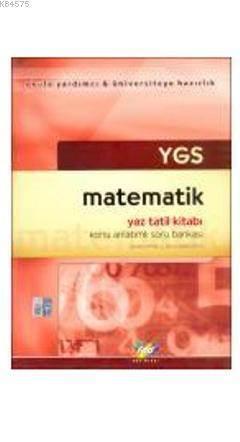 FDD YGS  Matematik Yaz Tatil Kitabı
