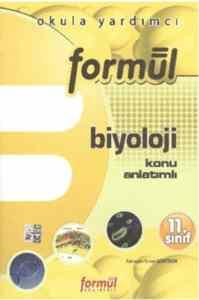 Formül 11. Sınıf Biyoloji Konu Anlatımlı