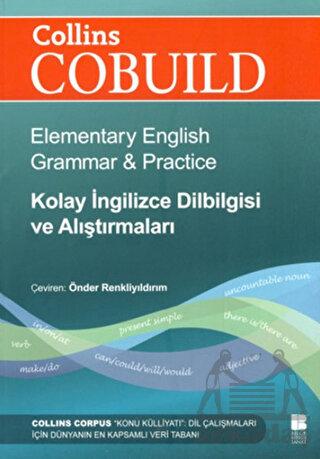 Collins Cobuild Kolay İngilizce Dilbilgisi ve Alıştırmaları