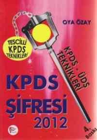 KPDS Şifresi (KPDS-ÜDS Teknikleri 2012)