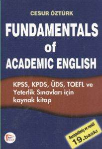 Fundamentals Of Academic English (2012)