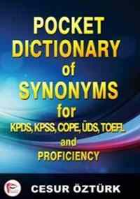 Pocket Dictionary Of Synonyms
