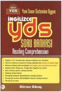 İngilizce YDS Soru Bankası Reading Comprehension