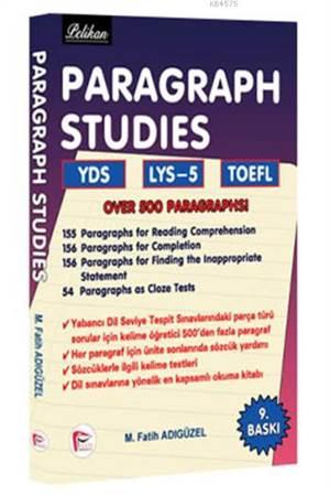 Paragraph Studıes YDS - LYS - 5 - Toefl