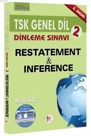 SK Genel Dil Dinleme Sınavı 2 - Restatement & Inference