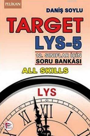 LYS - 5 Target 12. Sınıflar İçin Soru Bankası