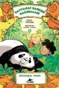 Hayvanat Bahçesi Maceraları Arkadaşım Panda