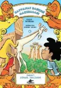Hayvanat Bahçesi Maceraları 4 - İmdat! Zürafa Tehlikede