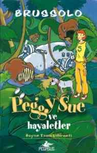 Peggy Sue ve Hayaletler 2 Beyaz Taşın Labirenti