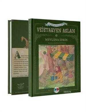 Acayip Hayvanlar Vejeteryan Aslan