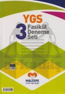 YGS 3 Fasikül Deneme Seti