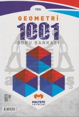 YGS Geometri 1001 Soru Bankası