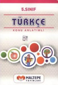 Maltepe 5. Sınıf Türkçe Konu Anlatımlı