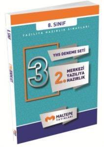 Malte 8.Sınıf 3 YHS Deneme Seti (2. Merkezi Yazılıya Hazırlık)