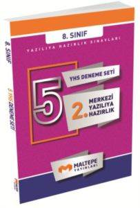 Maltepe 8.Sınıf 5 YHS Deneme Seti (2.Merkezi Yazılıya Hazırlık)