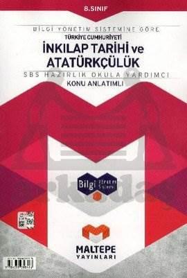 Maltepe 8.Sınıf T.C. İnkılap Tarihi ve Atatürkçülük Konu Anlatımı