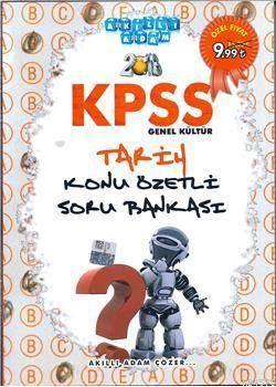 KPSS Genel Kültür Tarih Konu Özetli Soru Bankası